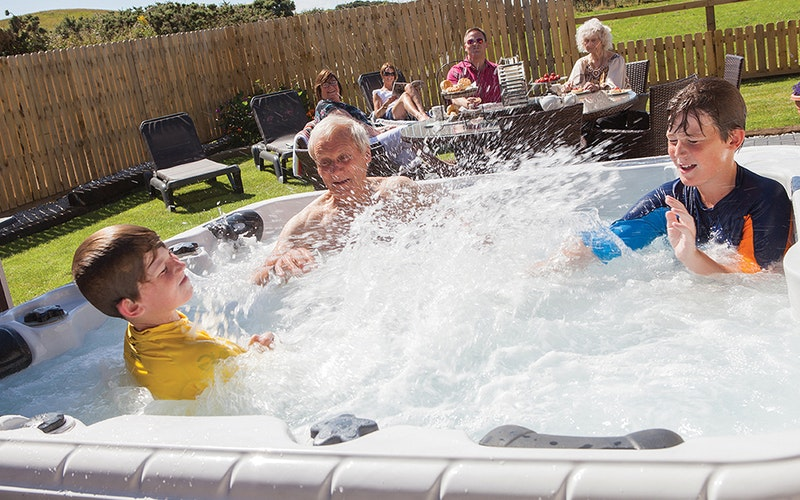 Family self catering holiday cottages