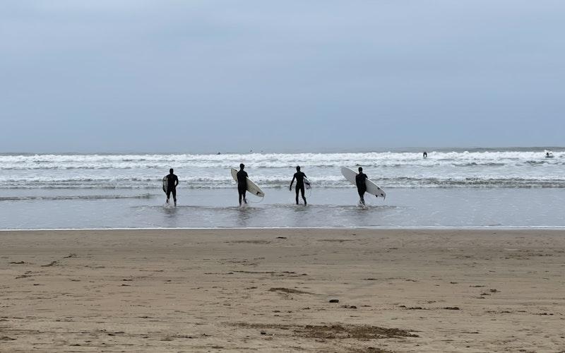 surfing holiday cottages North Devon